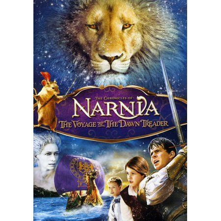 The Chronicles Of Narnia The Voyage Of The Dawn Treader Dvd Walmart Com In 2021 Chronicles Of Narnia Narnia Narnia 3