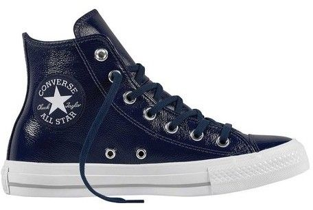 b4cec4ee813b Women s Converse Chuck Taylor All Star Hi Crinkled Patent Sneaker ...