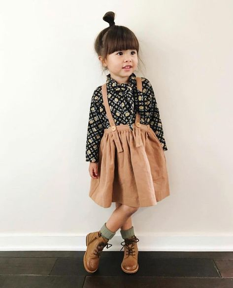 21 Adorable Little Girl Outfits to Make Her Happy - Outfit & Fashion