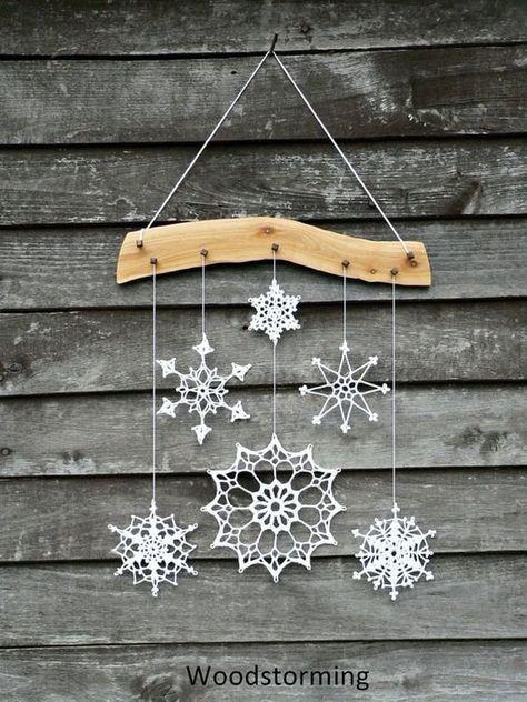 Lépjünk túl a hagyományos ajtó díszeken! Ötletes és gyönyörű hagyománybontó kopogtatók az idei télre!