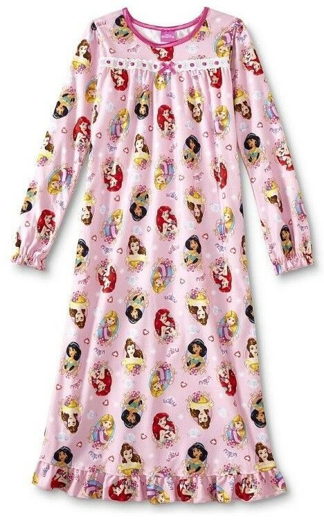 The ELF on The Shelf Nightgown Girl/'s size 8 NeW Soft Warm Flannel Pjs Pajamas