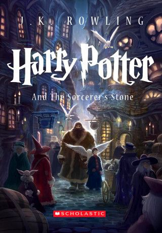 Harry Potter And The Philosopher's Stone Pdf : harry, potter, philosopher's, stone, Harry, Potter, Sorcerer's, Stone, Collectibles, Fantasy,, Mythical, Magic