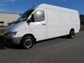 2006 Dodge Sprinter 3500 High Roof 158 Wb Dodge Diesel Cars Vans