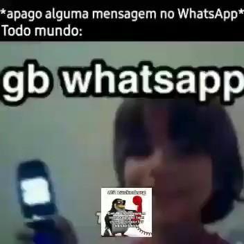 Gb Whatsapp Video Em 2021 Mensagens