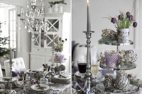 Wohnzimmer dekoration silber Wohnzimmer dekoration #Dekoration #SIlber #Wohnzimmer