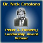 Pace Professor Nick Catalano Selected as Peter X. Finnerty Leadership Award Recipient.