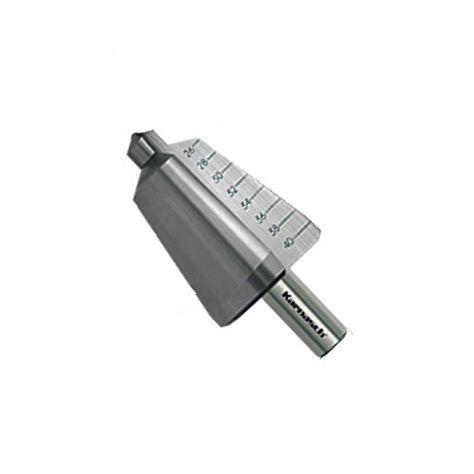 4 in 1 Werkzeug Innensechskant 1,5-2,0-2,5-3,0 mm Alugriff schwarz silber