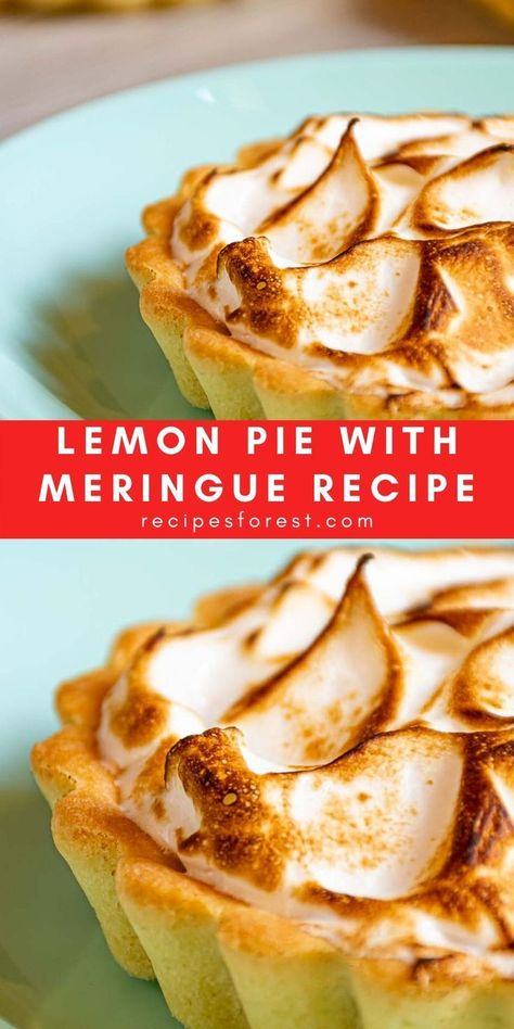 The BEST lemon pie you can make! #dessert #pie #baking #recipes #lemonpie #easy appetizers no bake The Ultimate Guide To LEMON PIE