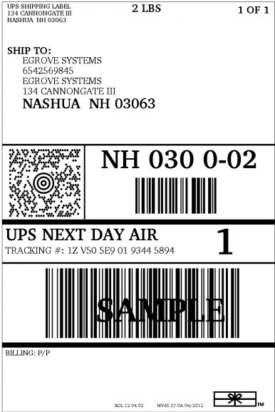 Module Bazaar Launched UPS Shipping Label module for PrestaShop - shipping label