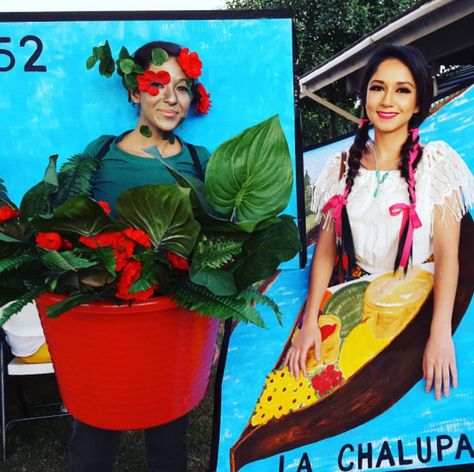 15 Insanely Clever Lotería Costumes You Can't Help But Love