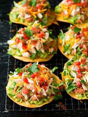 ideas para cenar mexicanas