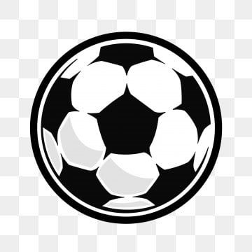 Soccer Ball Icon Soccer Ball Clipart Ball Icon Soccer Ball Png And Vector With Transparent Background For Free Download Soccer Poster Football Icon Football Background