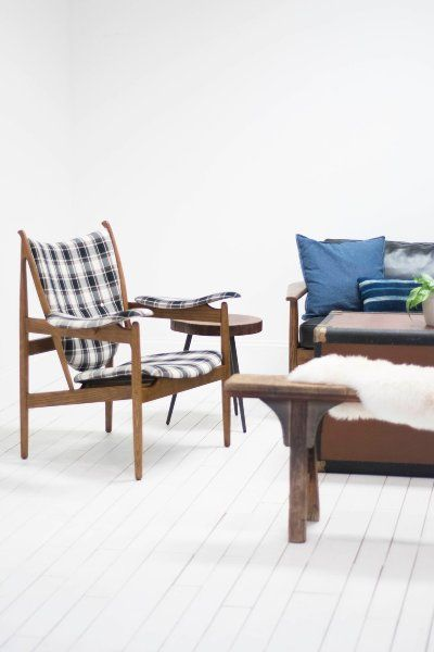 Scandinavian Inspired Lounge Furniture