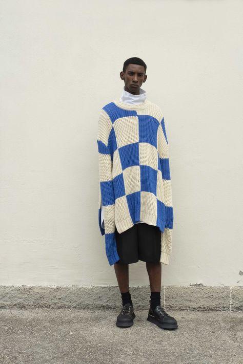 Jil Sander Spring 2019 Menswear Paris Collection - Vogue #diyfashionmens