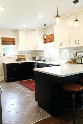 Image Result For Pendant Light Placement Over Peninsula Kitchen