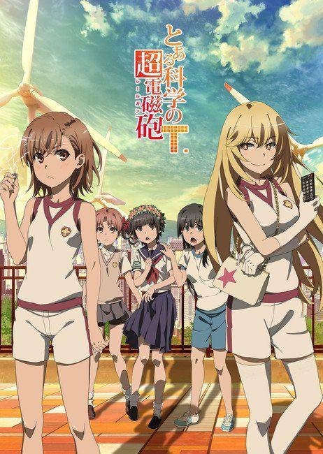 A Certain Scientific Railgun Anime Season 3 Casts Kengo Kawanishi