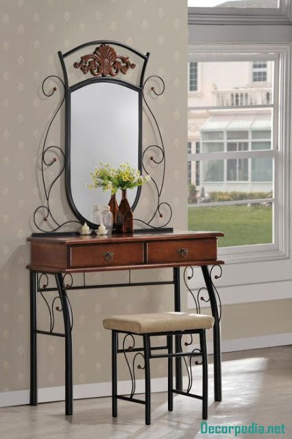 Modern Dressing Table Design Ideas With Mirror With Images
