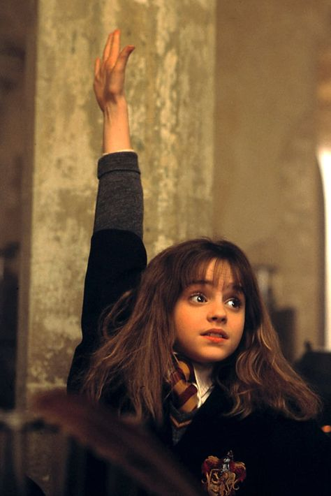 You feel a deep kinship with fictional bookworms such as Hermione.