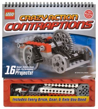 Pdf Download Lego Crazy Action Contraptions By Doug Sillinger Free Epub Lego Cool Toys Buy Lego