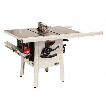 New Jet Proshop Ii Table Saw With Cast Wings 230v 30 Rip Offers Numerous Convenience Features Normally Found On H Table Saw Best Table Saw Table Saw Blades