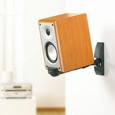 Vogels Vlb200 Speaker Wall Brackets Sold As A Pair Speaker Wall Brackets Speaker Wall Mounts Wall Brackets