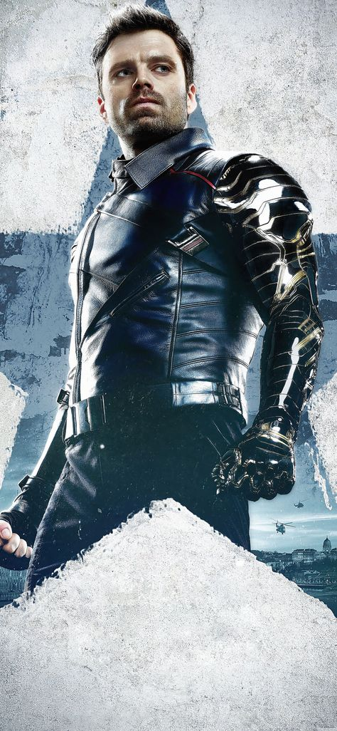 Sebastian Stan As Bucky Barnes In The Falcon And The Winter Soldier 4k Wallpapers   hdqwalls.com