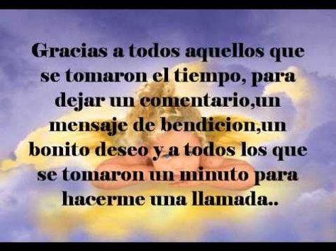 List Of Pinterest Gracias Por Felicitarme Pictures