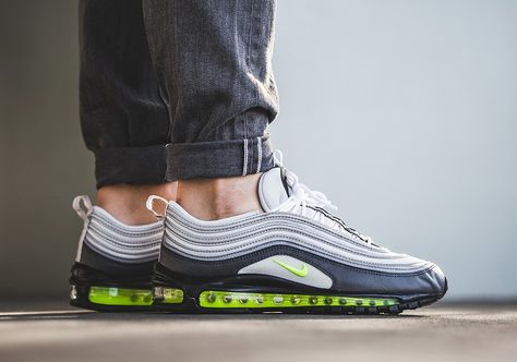 on wholesale to buy united states Nike Air Max 97 Women Neon | Nike air max, Nike, Air max 97