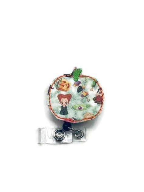 ~This is a listing for a Pumpkin Badge Reel, Retractable ID Badge Holder, Nurse Badge Reel, Fall Badge Reel, Halloween Badge Reel, Hospital ID Reel ~These are perfect badge holders and we are starting to offer a variety to choose from. ~We attach feltie to a retractable alligator swivel clip badge reel or slide clip. Refer to the drop down for options. ~As of right now all reels we carry come in black. ~Check out the rest of our badge reels. We are adding more daily.