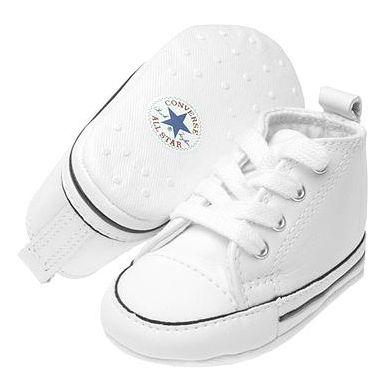 Converse pre walker Chuck Taylors. | Crib shoes girl, Baby