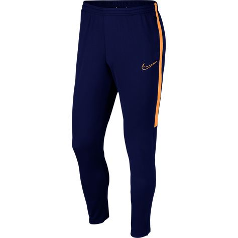Nike Dry Academy Soccer Pant navy l   Soccer pants, Pants