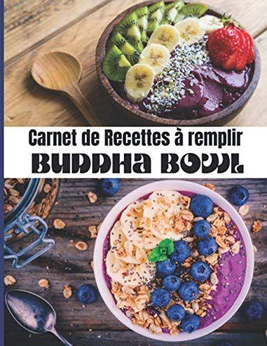 carnet de recettes a remplir buddha