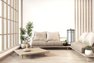 Interior Design Zen Modern Living Room Japanese Style 3d Rendering Sponsored Z In 2020 Living Room Japanese Style Japanese Living Rooms Japanese Living Room Decor