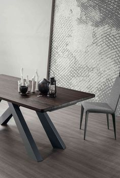 Big Table #design Alain Gilles & Filly up design Bartoli Design by ...