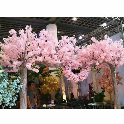 Details About Artificial Trees Vertical Silk Cherry Blossom Wedding Party Flowers Decorations Fake Flower Bouquet Artificial Cherry Blossom Tree Fake Flowers Decor