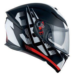 Free Shipping AGV K-5 S K5S Matte Black Full Face Motorcycle Helmet
