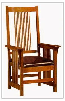 Stickley Chair.