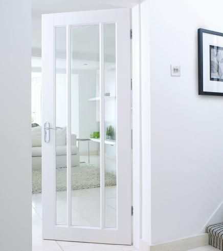 Understanding The Purpose Of White Interior Doors With Glass Designalls In 2020 White Interior Doors Internal Glass Doors Internal Glazed Doors
