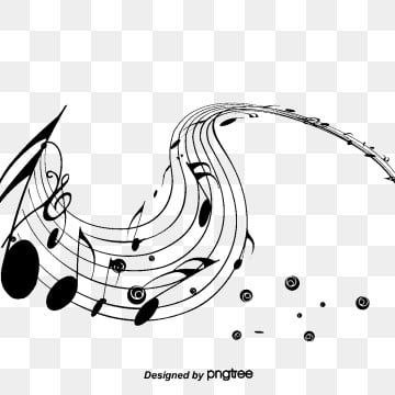 Black Stave With Musical Notes Vector Material Music Clipart Black Stave Notes Vector Material Png Transparent Clipart Image And Psd File For Free Download Music Clipart Cool Background Music Music Illustration