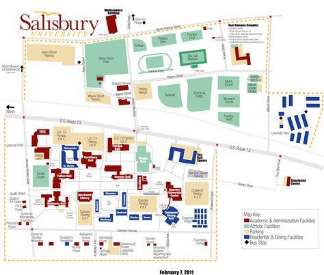 Campus Map Utep.Utep Campus Map 40417 Infobit