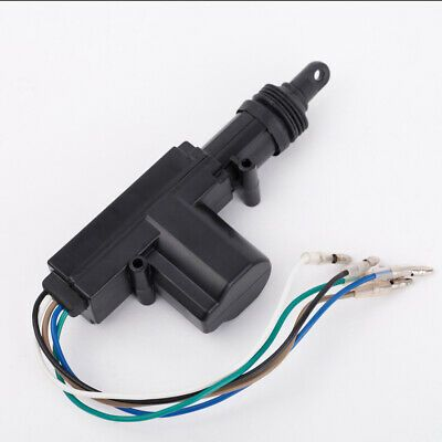 Car Auto Heavy Duty Power Door Lock Actuator Motor 5 Wire 12v U3s2 In 2020 Car Door Lock Car Door Locks