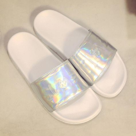 0d84b9f2c15 Summer Women Slippers Flat Indoor Outdoor Ladies Slides comfortable home  Flip Flops Sandals Platform Bling Plus Size 35-44. Yesterday s price  US   18.66 ...