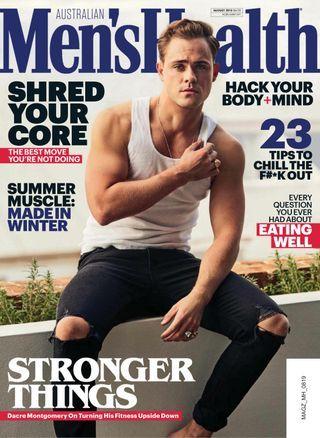 Get Your Digital Subscription Issue Of Men S Health Australia Magazine On Magzter And Enjoy Reading The Magazine Mens Health Body Building Men Health Magazine