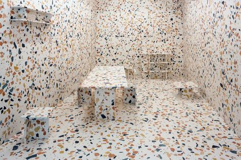Terrazzo has been around for centuries but it's been making a massive comeback. Today we survey some of our favourite projects where Terrazzo is a hero!