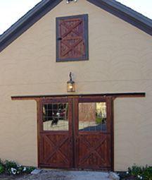 diy faux hay loft door exterior house - Google Search & Image result for american barn hay loft | House | Pinterest | Lofts ...