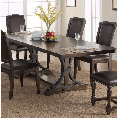 Darby Home Co Keshia Extendable Dining Table Wayfair Extendable Dining Table Dining Table Pedestal Dining Table