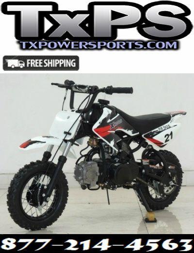RPS XMOTO HX90S 90cc Kids 3 Speed, Semi-Automatic