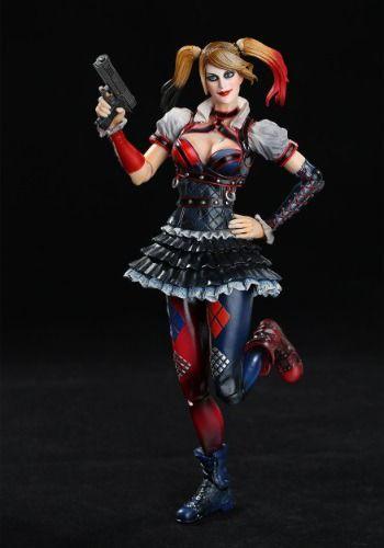 Quinn City Harley Arkham Harley Quinn