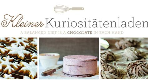 """Kochblog der Woche: """"Kleiner Kuriositätenladen"""""""