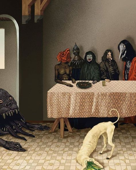 The Art Of Interiors Spain Conceptual Contemporary Photography Creepy Hands And Furniture Modern Surreal Art Small Goth Theatre At Home